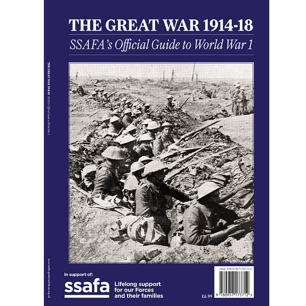 The Great War 1914-18 Guide to WW1